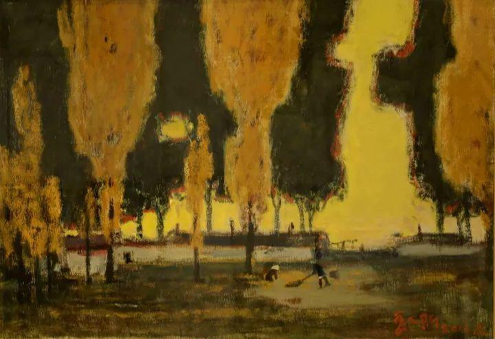 他是吴冠中眼中画的最好的画家,他是一代宗师,太极高手——草原画家妥木斯插图5