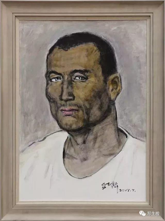 他是吴冠中眼中画的最好的画家,他是一代宗师,太极高手——草原画家妥木斯插图9