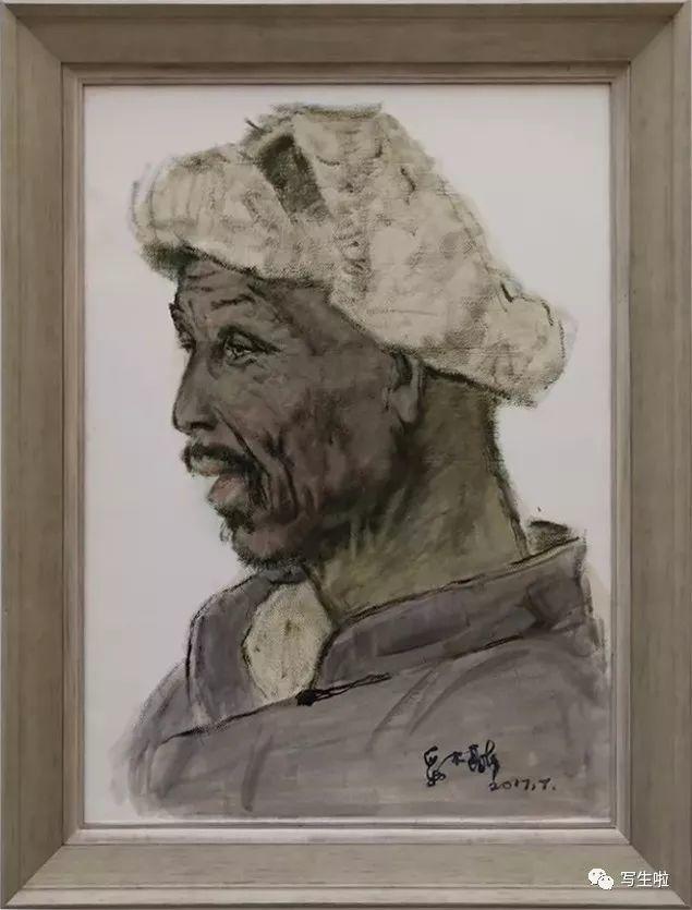 他是吴冠中眼中画的最好的画家,他是一代宗师,太极高手——草原画家妥木斯插图11