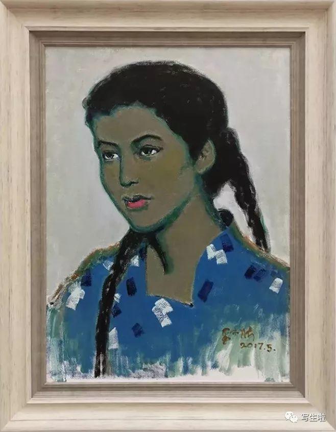 他是吴冠中眼中画的最好的画家,他是一代宗师,太极高手——草原画家妥木斯插图13