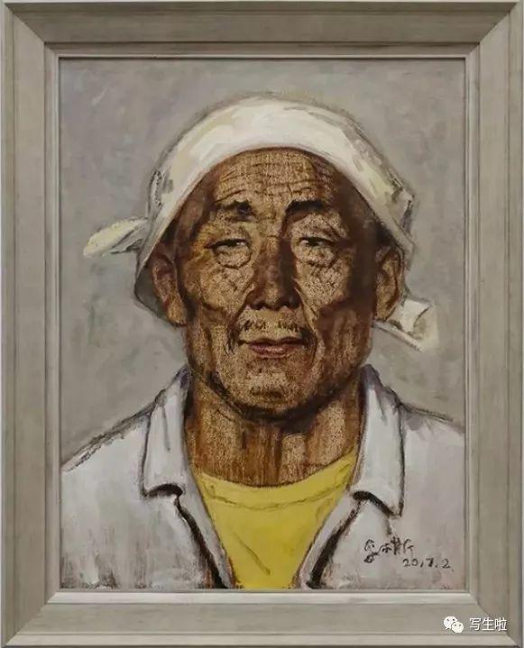 他是吴冠中眼中画的最好的画家,他是一代宗师,太极高手——草原画家妥木斯插图17