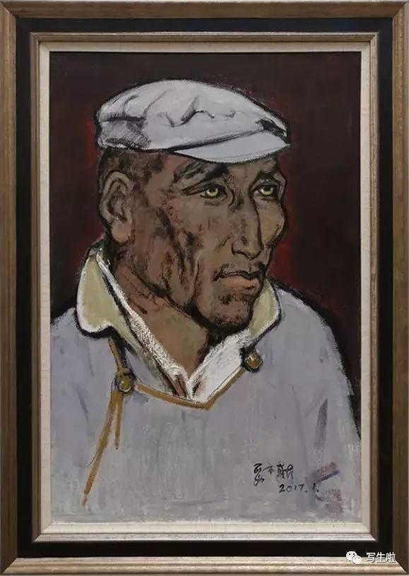 他是吴冠中眼中画的最好的画家,他是一代宗师,太极高手——草原画家妥木斯插图19