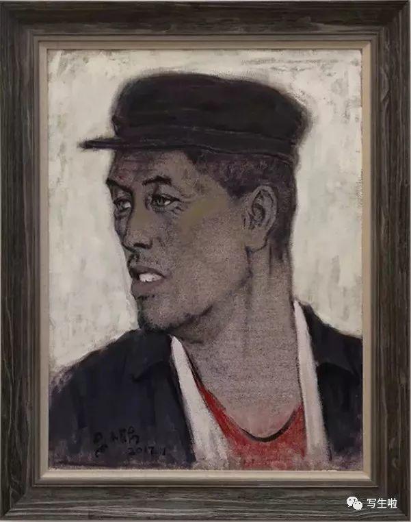 他是吴冠中眼中画的最好的画家,他是一代宗师,太极高手——草原画家妥木斯插图21