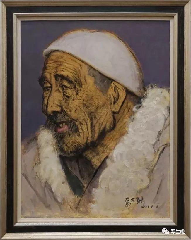 他是吴冠中眼中画的最好的画家,他是一代宗师,太极高手——草原画家妥木斯插图23