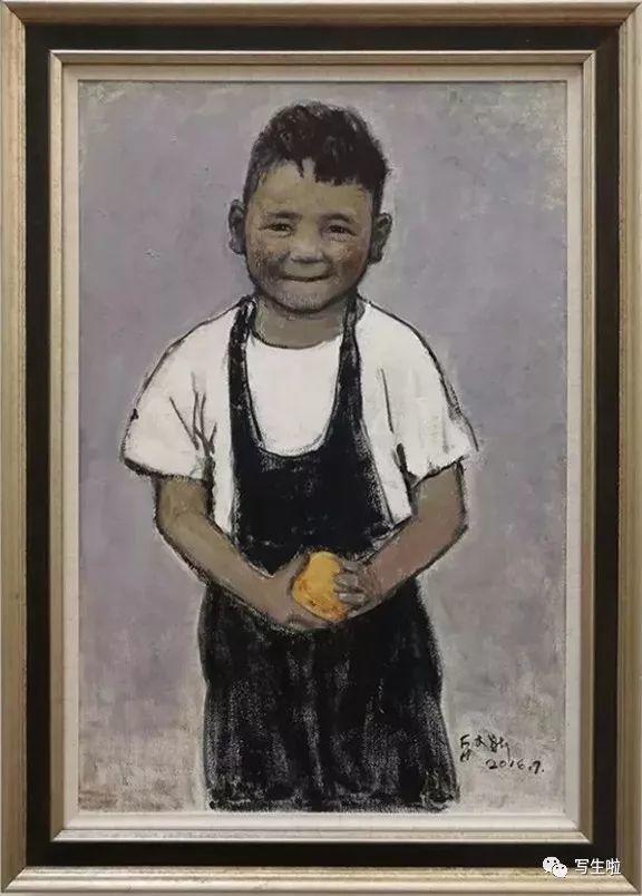 他是吴冠中眼中画的最好的画家,他是一代宗师,太极高手——草原画家妥木斯插图27