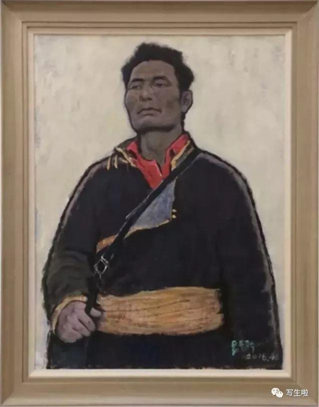 他是吴冠中眼中画的最好的画家,他是一代宗师,太极高手——草原画家妥木斯插图29