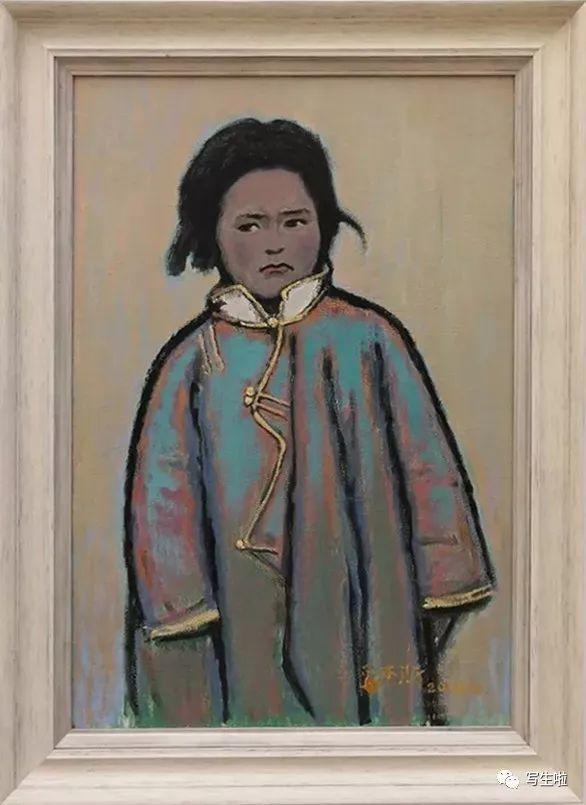 他是吴冠中眼中画的最好的画家,他是一代宗师,太极高手——草原画家妥木斯插图33