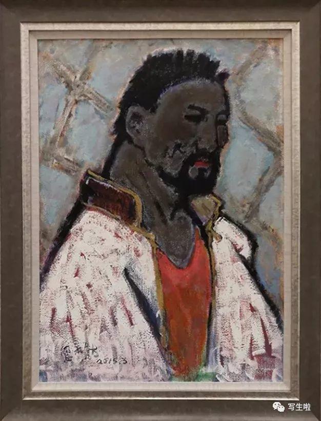 他是吴冠中眼中画的最好的画家,他是一代宗师,太极高手——草原画家妥木斯插图35
