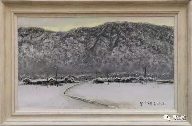 他是吴冠中眼中画的最好的画家,他是一代宗师,太极高手——草原画家妥木斯插图43