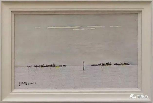 他是吴冠中眼中画的最好的画家,他是一代宗师,太极高手——草原画家妥木斯插图45