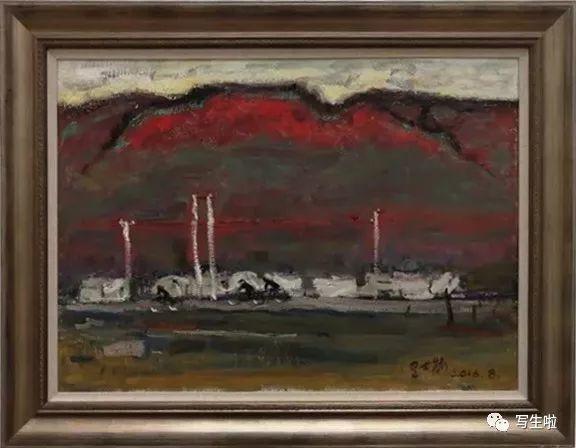 他是吴冠中眼中画的最好的画家,他是一代宗师,太极高手——草原画家妥木斯插图47