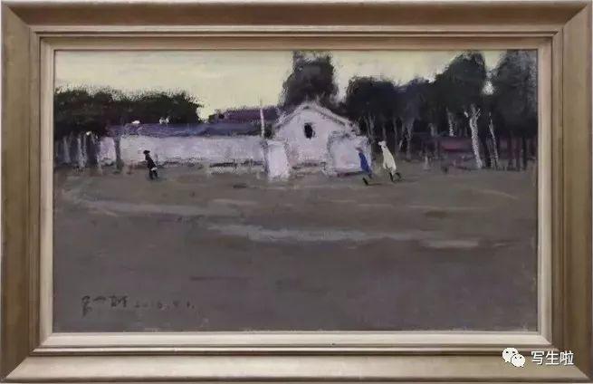 他是吴冠中眼中画的最好的画家,他是一代宗师,太极高手——草原画家妥木斯插图49