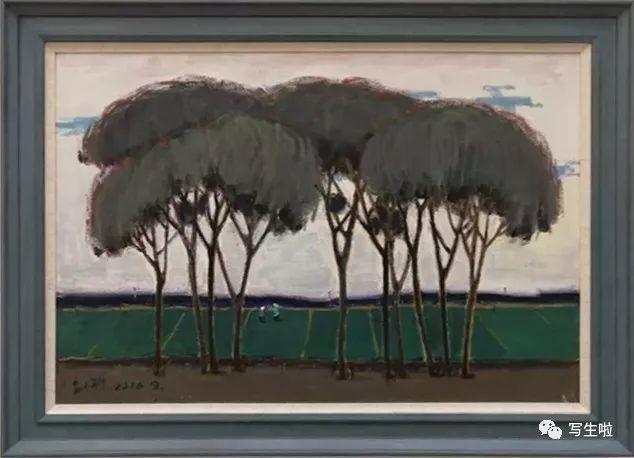 他是吴冠中眼中画的最好的画家,他是一代宗师,太极高手——草原画家妥木斯插图51