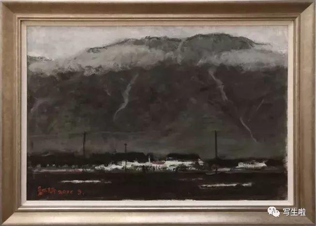 他是吴冠中眼中画的最好的画家,他是一代宗师,太极高手——草原画家妥木斯插图53
