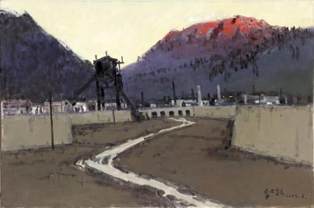 他是吴冠中眼中画的最好的画家,他是一代宗师,太极高手——草原画家妥木斯插图67