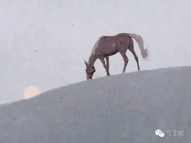 他是吴冠中眼中画的最好的画家,他是一代宗师,太极高手——草原画家妥木斯插图73