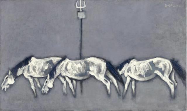 他是吴冠中眼中画的最好的画家,他是一代宗师,太极高手——草原画家妥木斯插图79