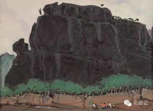 他是吴冠中眼中画的最好的画家,他是一代宗师,太极高手——草原画家妥木斯插图83