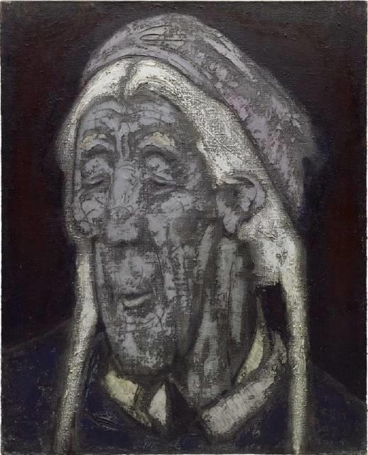 他是吴冠中眼中画的最好的画家,他是一代宗师,太极高手——草原画家妥木斯插图95