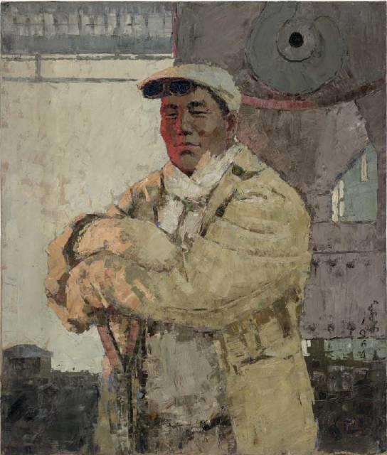 他是吴冠中眼中画的最好的画家,他是一代宗师,太极高手——草原画家妥木斯插图97