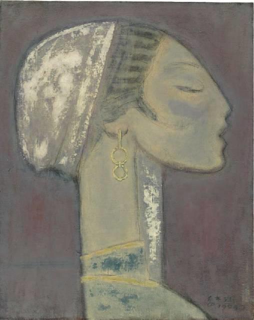 他是吴冠中眼中画的最好的画家,他是一代宗师,太极高手——草原画家妥木斯插图99