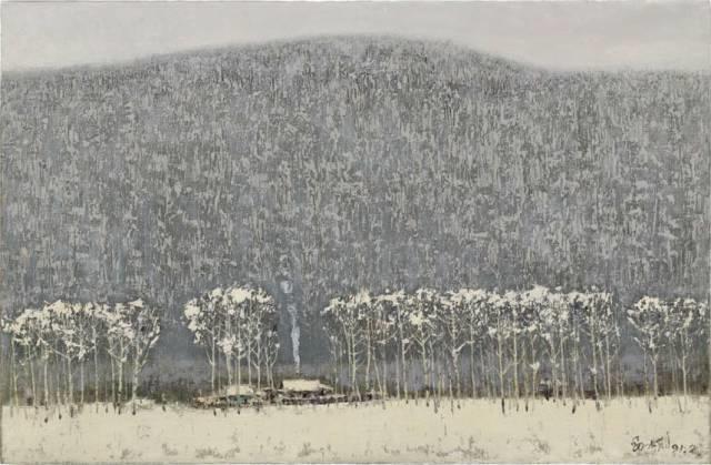 他是吴冠中眼中画的最好的画家,他是一代宗师,太极高手——草原画家妥木斯插图103
