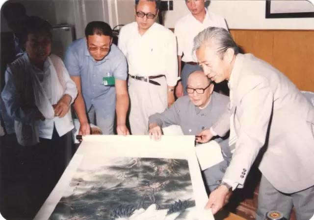 他是吴冠中眼中画的最好的画家,他是一代宗师,太极高手——草原画家妥木斯插图111