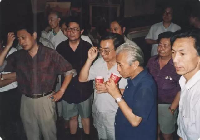 他是吴冠中眼中画的最好的画家,他是一代宗师,太极高手——草原画家妥木斯插图115