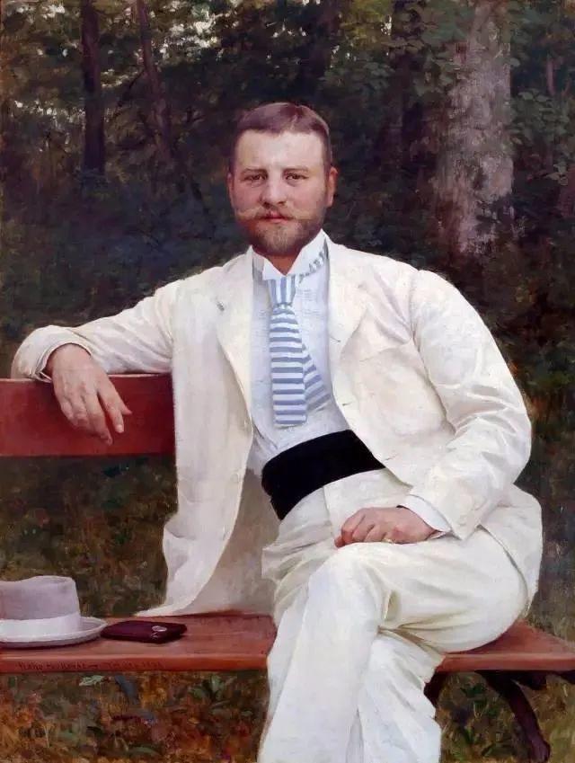 罗地亚杰出油画艺术大师 布科瓦茨的油画插图41