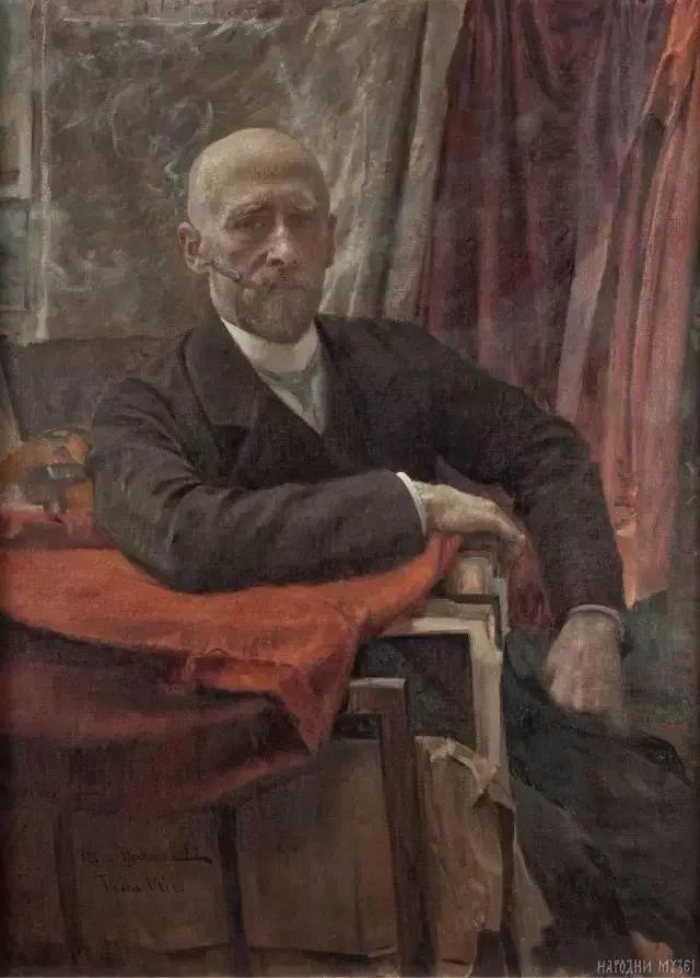 罗地亚杰出油画艺术大师 布科瓦茨的油画插图51