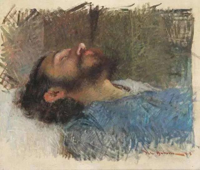 罗地亚杰出油画艺术大师 布科瓦茨的油画插图57