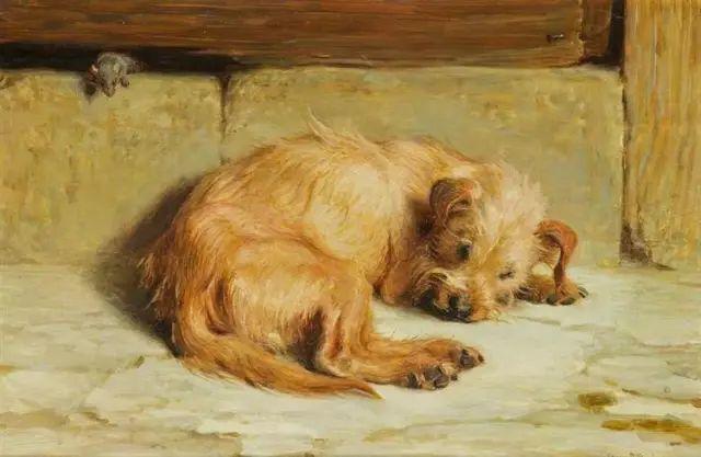 他画的狗狗,比忠犬八公更平易感人插图5
