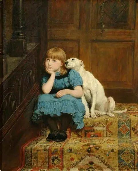 他画的狗狗,比忠犬八公更平易感人插图7