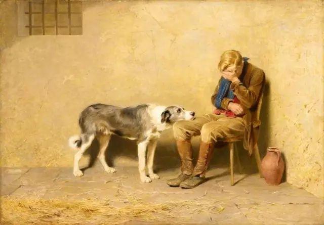 他画的狗狗,比忠犬八公更平易感人插图13