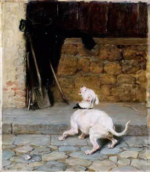 他画的狗狗,比忠犬八公更平易感人插图19