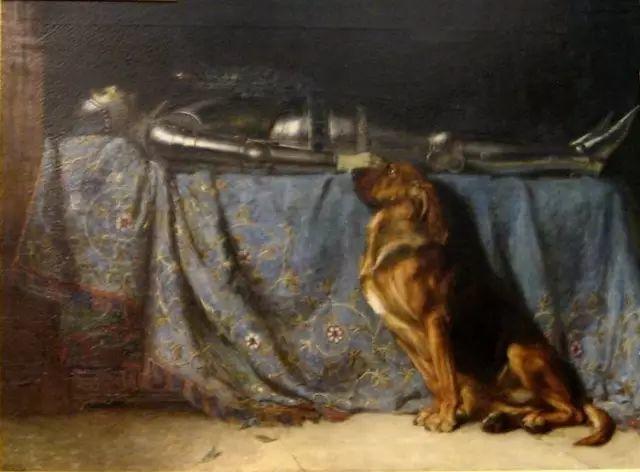 他画的狗狗,比忠犬八公更平易感人插图21