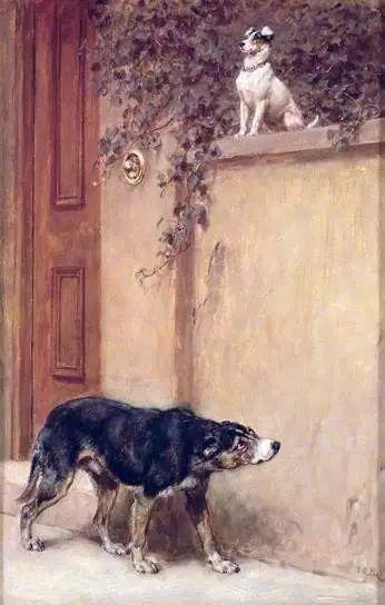 他画的狗狗,比忠犬八公更平易感人插图23