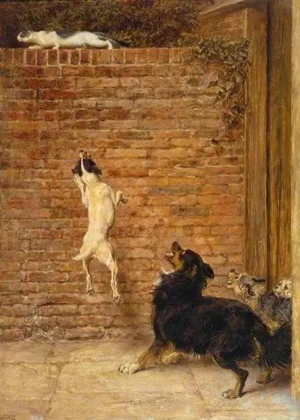 他画的狗狗,比忠犬八公更平易感人插图31