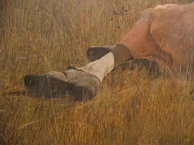 怀斯 | 栖息在诗意的土地插图53