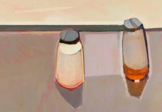 浓烈的色彩与极简的构图   莱蒙兹·斯塔普兰斯油画作品插图27