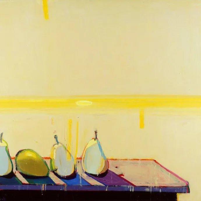 浓烈的色彩与极简的构图   莱蒙兹·斯塔普兰斯油画作品插图39