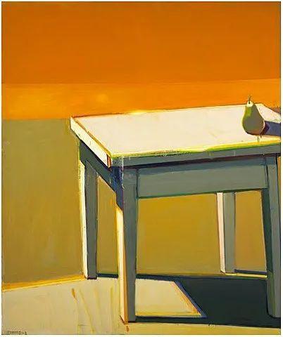 浓烈的色彩与极简的构图   莱蒙兹·斯塔普兰斯油画作品插图45