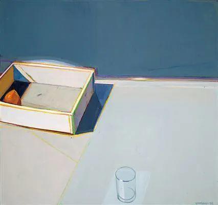 浓烈的色彩与极简的构图   莱蒙兹·斯塔普兰斯油画作品插图47