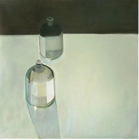 浓烈的色彩与极简的构图   莱蒙兹·斯塔普兰斯油画作品插图51