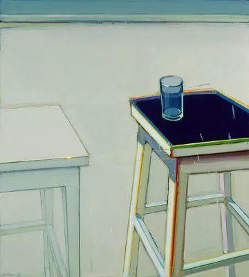 浓烈的色彩与极简的构图   莱蒙兹·斯塔普兰斯油画作品插图57
