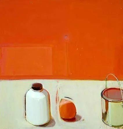 浓烈的色彩与极简的构图   莱蒙兹·斯塔普兰斯油画作品插图60