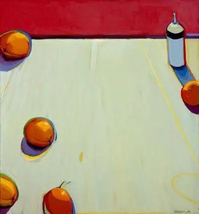 浓烈的色彩与极简的构图   莱蒙兹·斯塔普兰斯油画作品插图75