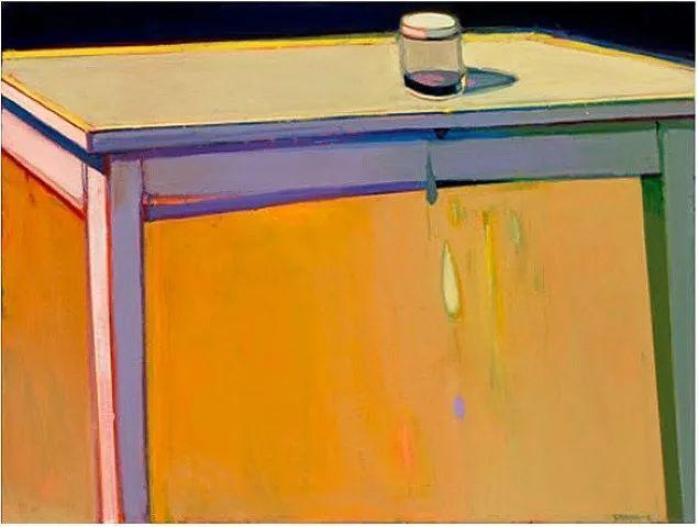 浓烈的色彩与极简的构图   莱蒙兹·斯塔普兰斯油画作品插图79