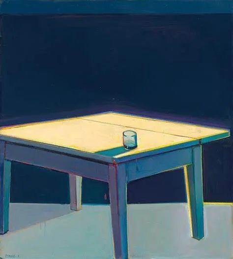 浓烈的色彩与极简的构图   莱蒙兹·斯塔普兰斯油画作品插图83