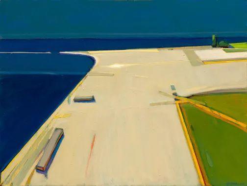 浓烈的色彩与极简的构图   莱蒙兹·斯塔普兰斯油画作品插图127